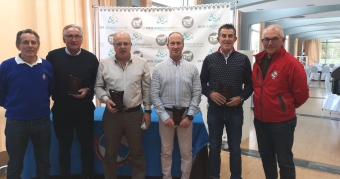 Emocionante Final del Circuito Gallego Senior 2018